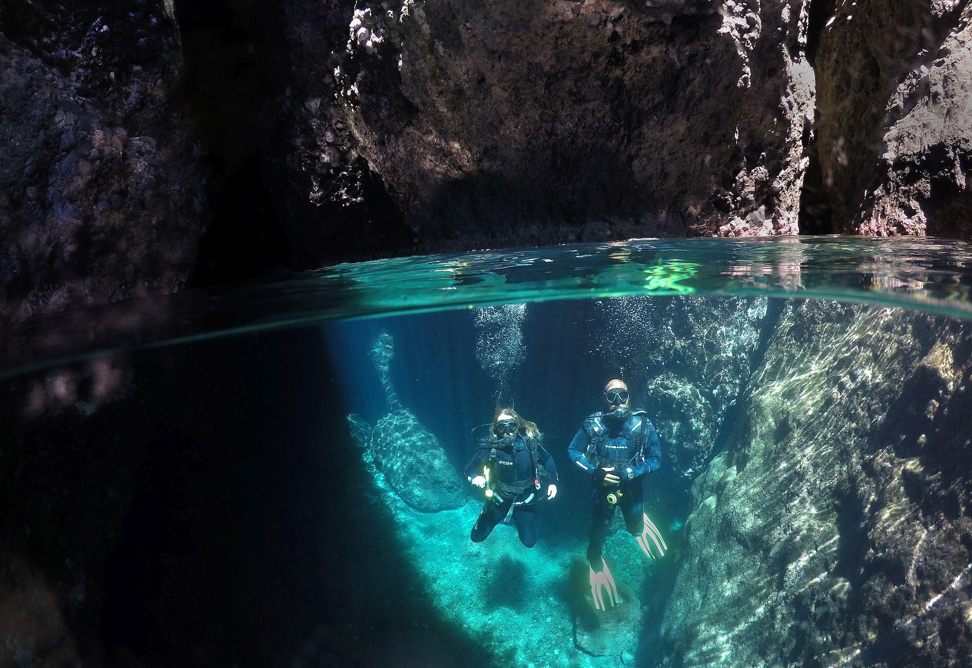 Santorini Scuba Diving