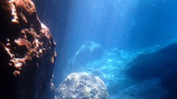 Santorini diving - Navys waterworld