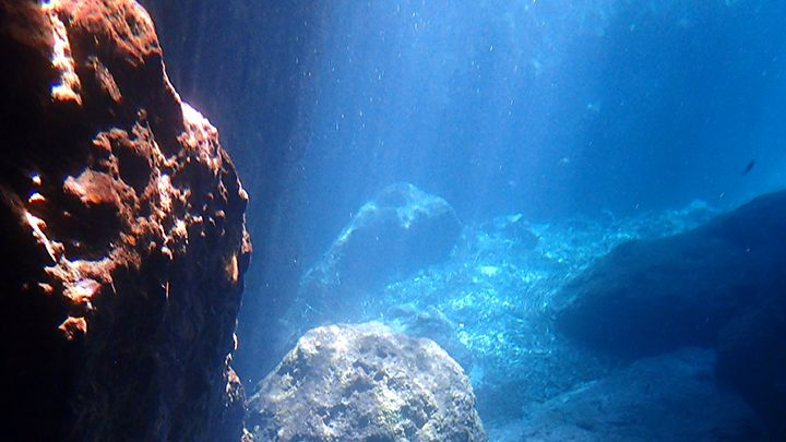 padi deep diver - Santorini diving - Navys waterworld