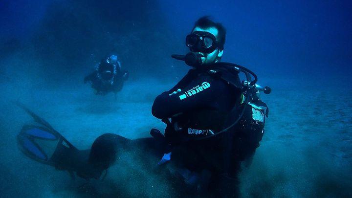 padi scuba dive courses - diving equipment