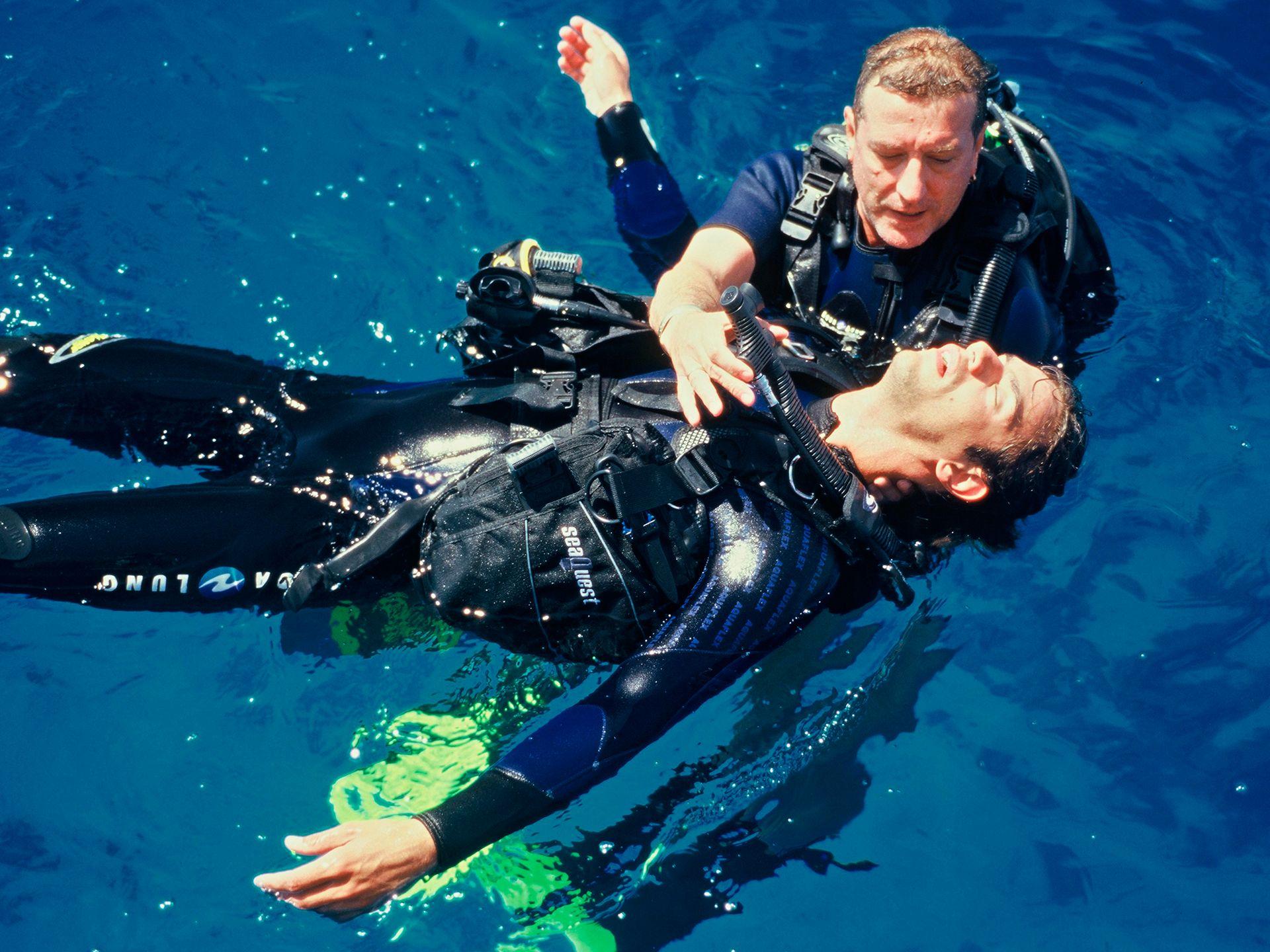 PADI Rescue Diver Course EFR