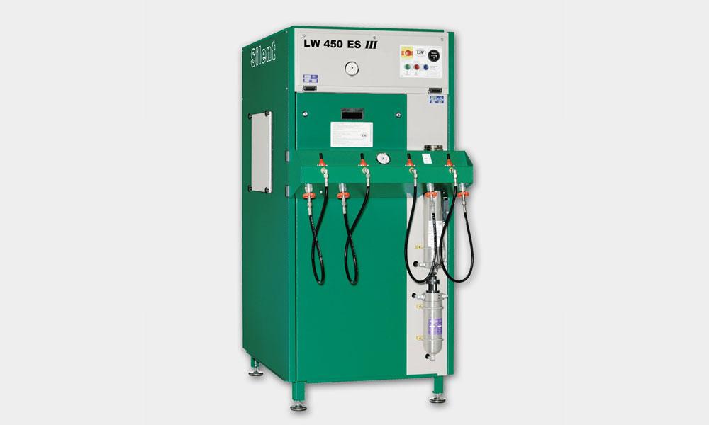 Scuba diving compressor L&W 450 Silent